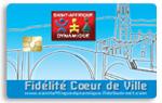 Carte Fidélité coeur de ville St Affrique
